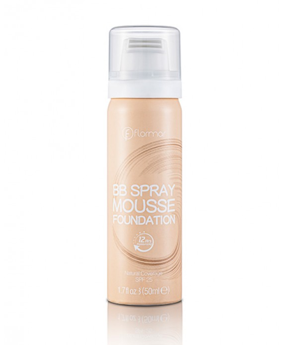 Flormar BB spray mousse puder