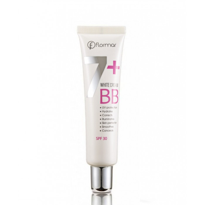 Flormar 7+ White Cream BB