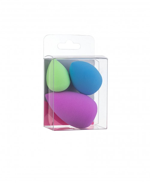 Flormar Spužvica za make-up 3 Picies Blending sponge