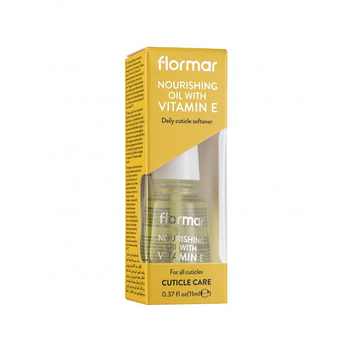 Flormar Nourishing Oil with vitamin