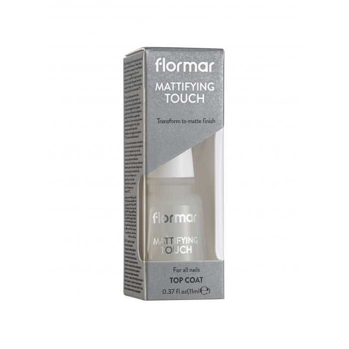 Flormar matirajući top coat / Matifying top coat