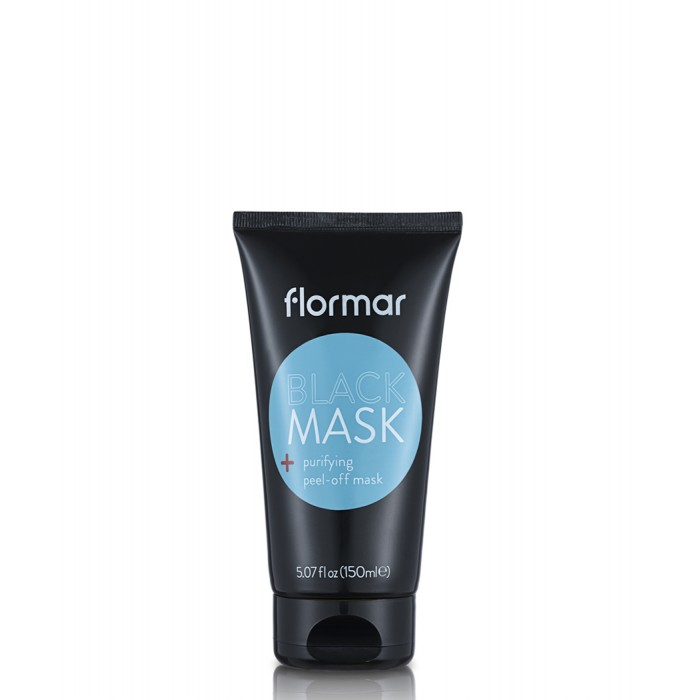 Flormar Black Mask 150ml