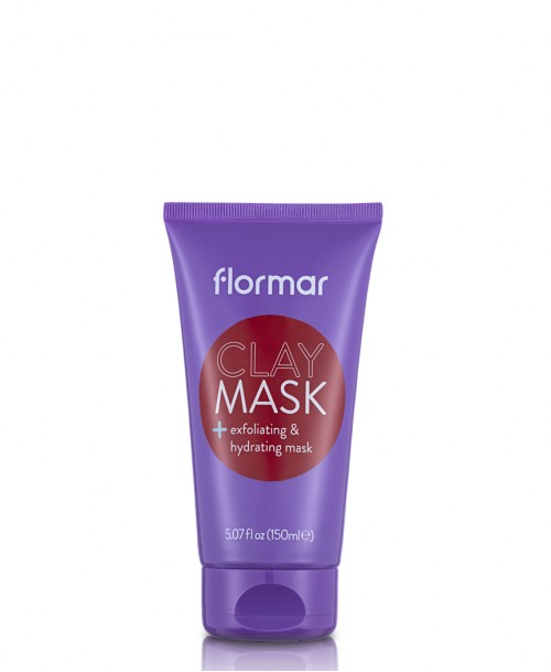 Flormar Clay Mask 150ml