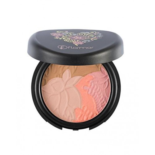 Flormar Deluxe Multi Effect Puder