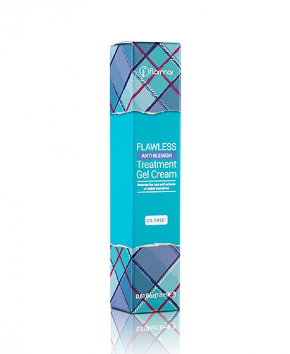 Flormar Flawless anti-blemish Gel krema 180ml