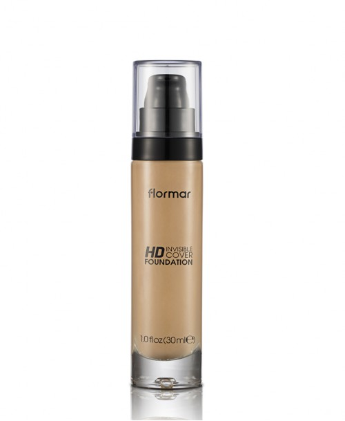 Flormar HD Invisible cover puder 30ml