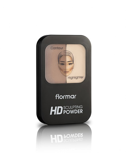Flormar HD Sculpting puder 7gr