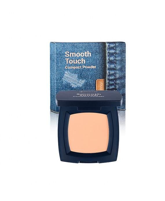 Flormar Smooth touch compact puder 7gr