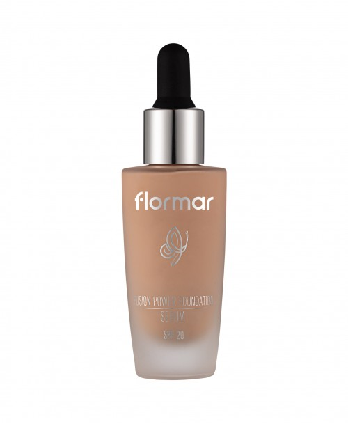Flormar Fusion Power Foundation - puder