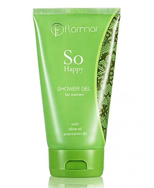 SO HAPPY SHOWER GEL for women