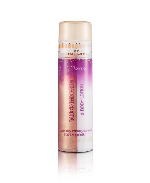 Flormar Duo Shimmering losion za tijelo 200ml