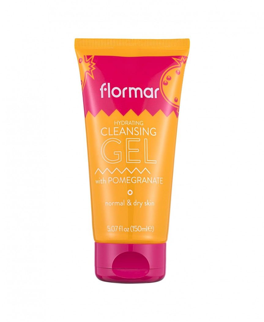 Flormar Hydrating Cleansing gel 150ml