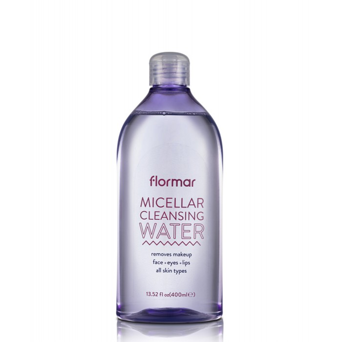 Flormar Micellar Cleansing Water 400ml