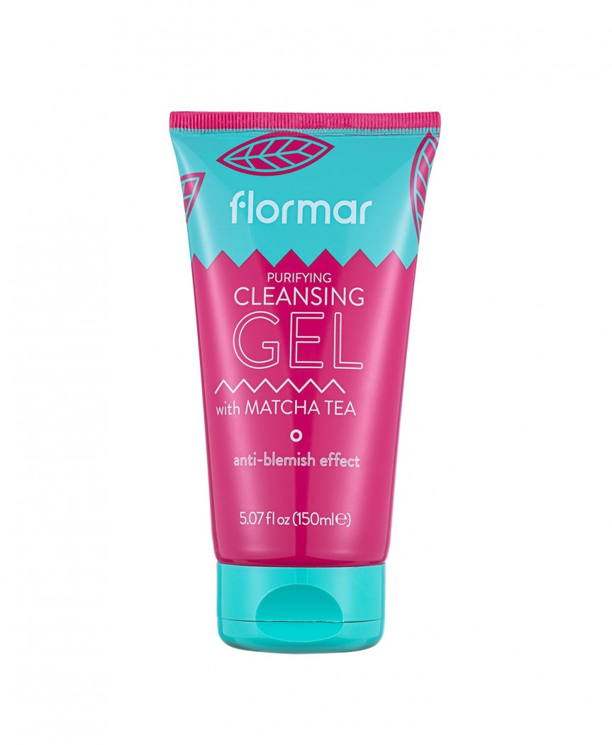 Flormar Purifying Cleansing gel 150ml