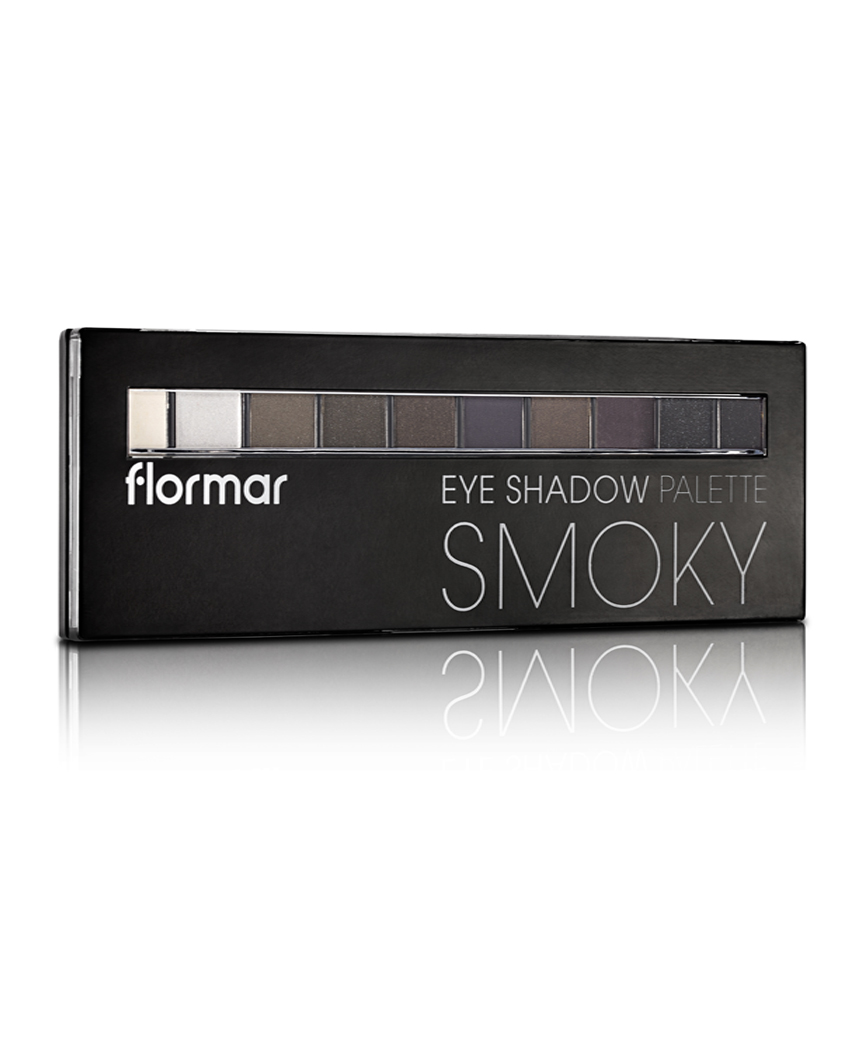 Flormar SMOKY Eye Shadow paleta 10gr