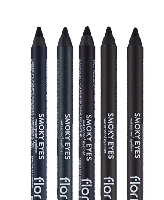 Flormar Smokey eyes waterproof eyeliner 1.14gr