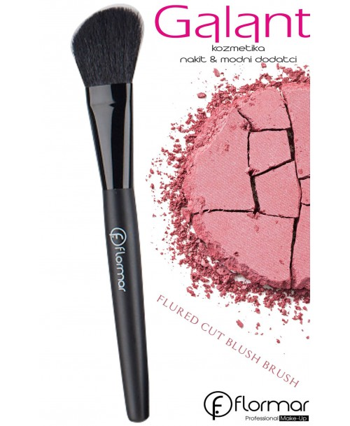 Flormar Flared Cut Blush Brush