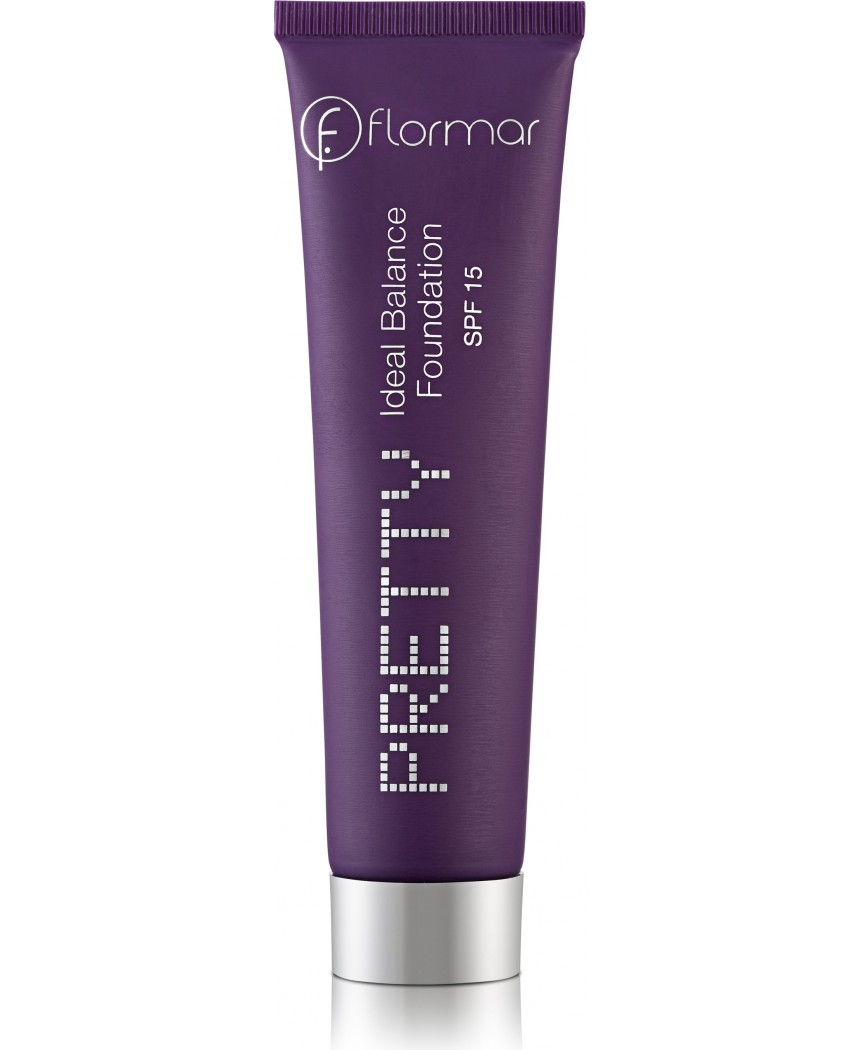 Flormar Pretty Ideal Balance Foundation