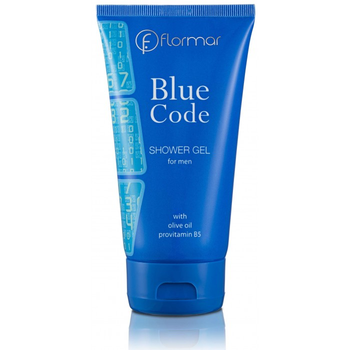 BLUE CODE SHOWER GEL for men