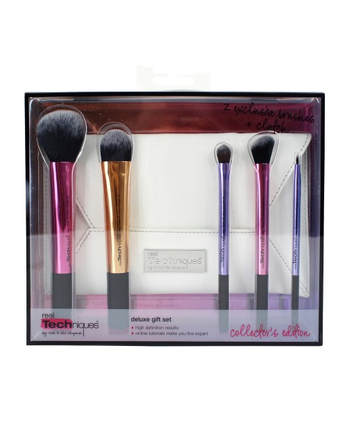 real Techniques četkice deluxe gift set
