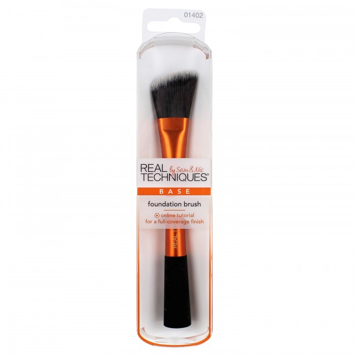 real Techniques četkica foundation brush